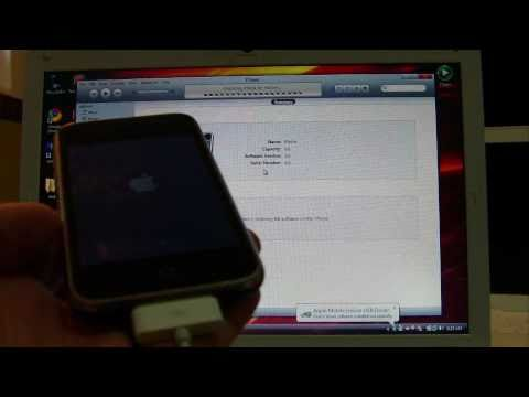 How to Update iPhone 3g/3gS & iPhone 4 to Custom iOS 4.2.1 Preserving your Baseband