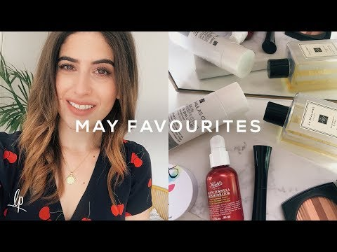 MAY FAVOURITES: Beauty, Style, Podcasts & TV  | Lily Pebbles