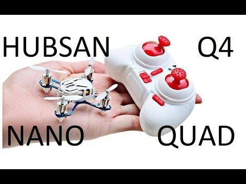 Hubsan Q4 Nano Quadcopter Review