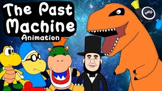 SML Movie: The Past Machine! Animation