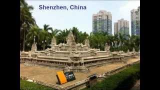 គំរួអង្គរវត្ត - Angkor Wat Model World Wide
