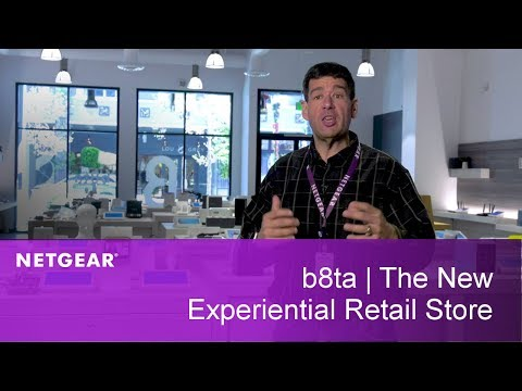 b8ta Powered by NETGEAR | The New Experiential Retail Store