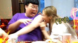 다시만난 김봉준 VS 담당일진 양팡