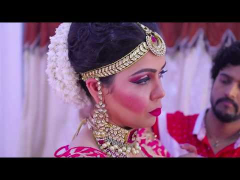 Nigerian beauty bridal Indian look video::Nigerian beauty bridal Indian look    15th june 2017 star