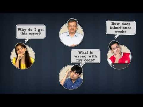 Life of an NIIT Student -- NIIT Cloud Campus Video