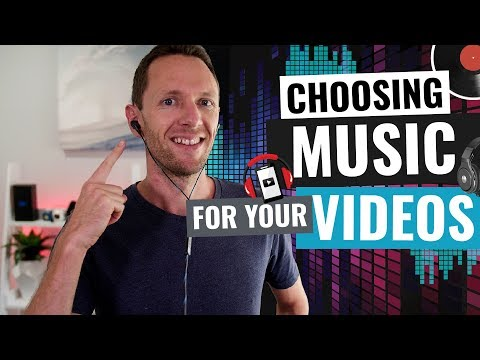 How to Find Music for Videos (Choosing the RIGHT Music!)