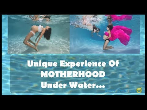 Unique Experience of Motherhood, Underwater