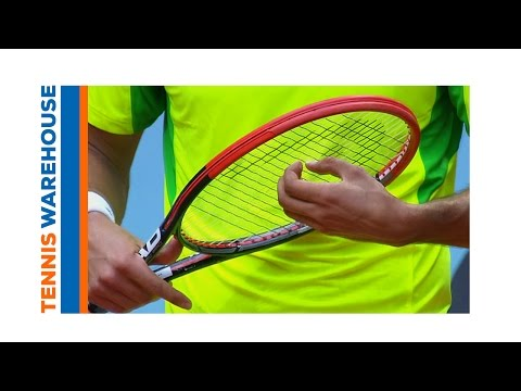 Gear Up with Tennis Warehouse - String Tension