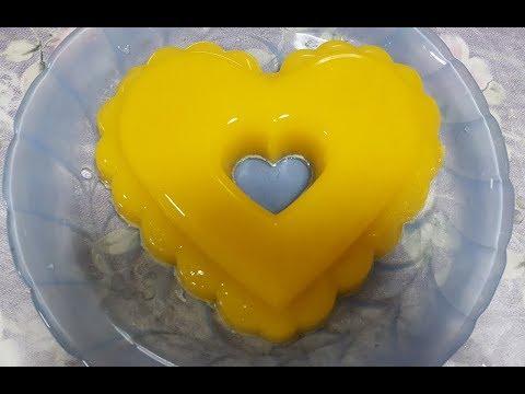 How to make mango pudding *SUPER EASY*