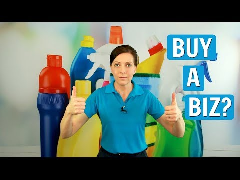 Should You Buy a Cleaning Business? House Cleaning Startup or Franchise?