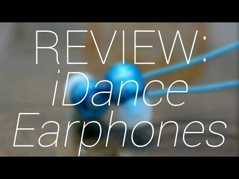 Review : iDance EB-X206 In-Ear Stereo Headphones