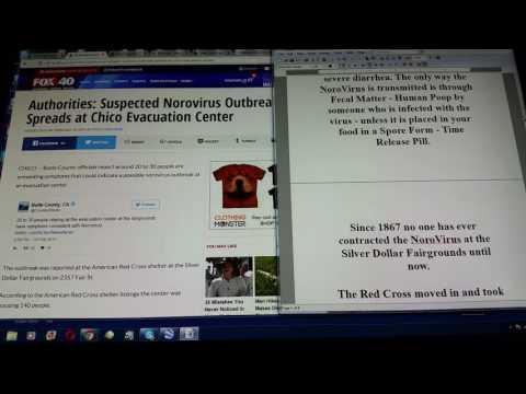 Norovirus Hits Oroville Evacuation Center