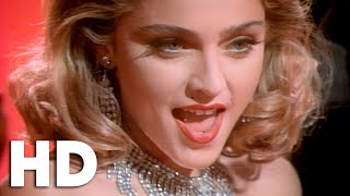 Madonna Material Girl (Official Music Video)