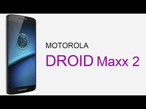 Motorola Droid Maxx 2 | Specifications and Features