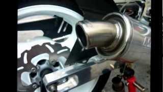 Suzuki 1100 gsxr turbo first start testing - PakVim net HD Vdieos Portal