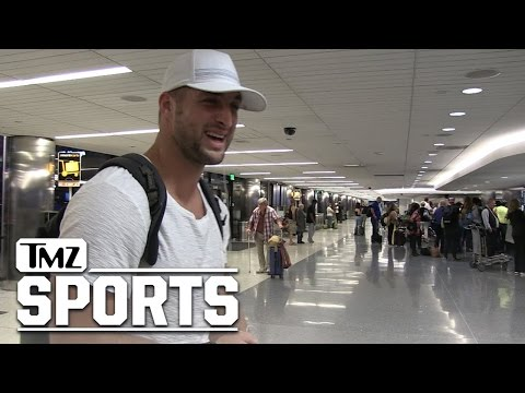 Tim Tebow to Russell Wilson: 'Best of Luck' In No Sex Before Marriage Thing | TMZ Sports