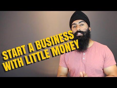 Start A Business With $100 Or Start A Business With No Money | Minority Mindset - Jaspreet Singh