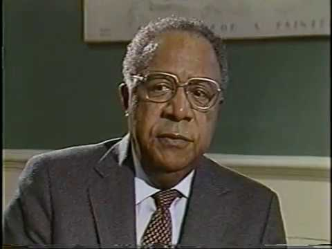 Alex Haley explains why it's important to talk to family elders about your roots