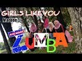 Girls like you | Zumba | Maroon 5 |Elok bodyfit