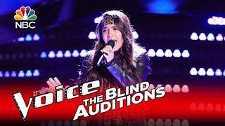 Download The Voice 2016 Blind Audition - Courtnie Ramirez- 'Mamma Knows Best' Video