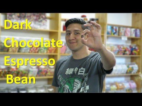 Dark Chocolate Espresso Bean // TheCandyGuy