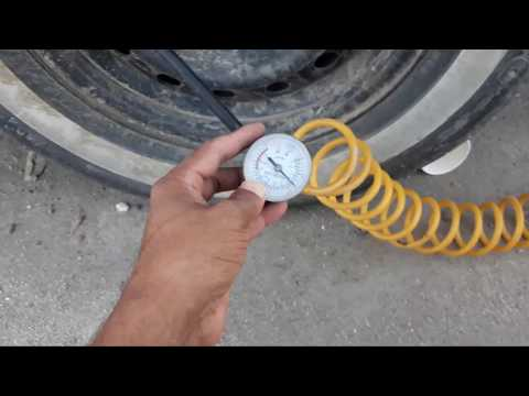 how to fix flat tire on the spot,car tires/🇧🇩