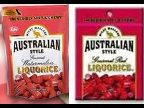 KLN gourmet red and gourmet watermelon licorice 1 of 4