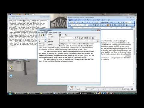 Microsoft Word vs. WordPad : Microsoft Word & Excel