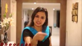 Husband And Wife Funny Video Clips In HD