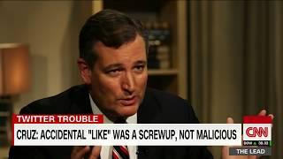 Sen. Ted Cruz on porn Tweet: