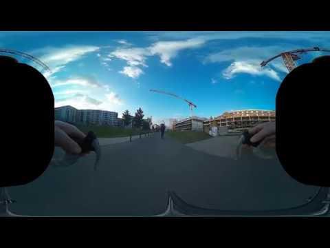 Kodak SP 360   Ein kurzer, kleiner Test   360° Video