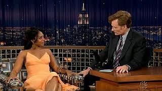 Download Conan O'Brien 'Regina Hall 6/10/05 Video