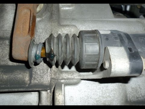 Mini Cooper S 2006 - Failed Hydraulic Clutch