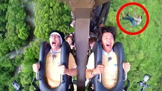10 BANNED Roller Coasters You Can't Ride Anymore!