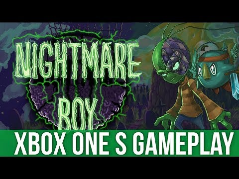 Nightmare Boy - Xbox One S Gameplay (Gameplay / Preview)
