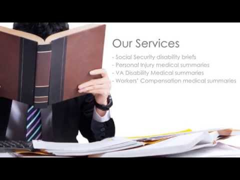 Legal / Medical Record Summaries & Brief Writing Servces - LM Summary Services, LLC