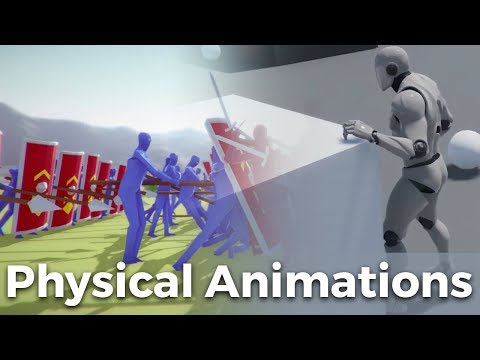 Lets Create Physical Animations - Blueprints #15 [Unreal Engine 4 Tutorial]