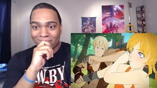 RWBY Volume 4 Chapter 7 Reaction - You Killed It, RT