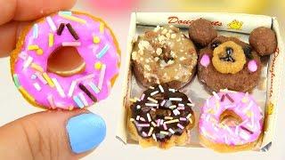 Download DIY MINI EDIBLE DONUTS! Make Tiny Donuts | Popin Cookin! Video