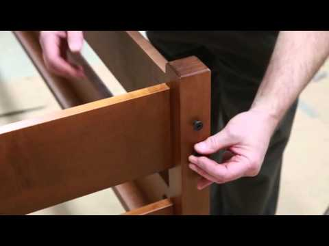 How To: Assemble an Upper Bunk Bed