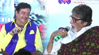 Amitabh Bachchan Makes FUN Of Shatrughan Sinha In Public