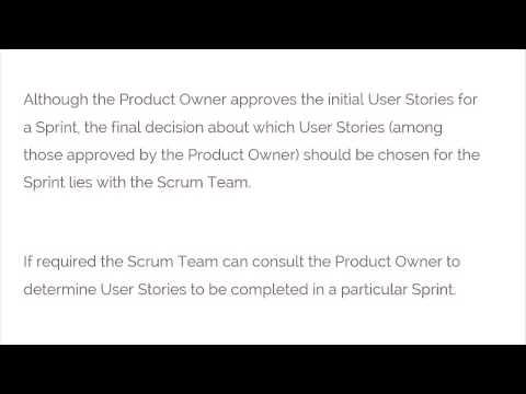 Scrum Developer C05M03 Acceptance Criteria and Prioritized Product Backlog