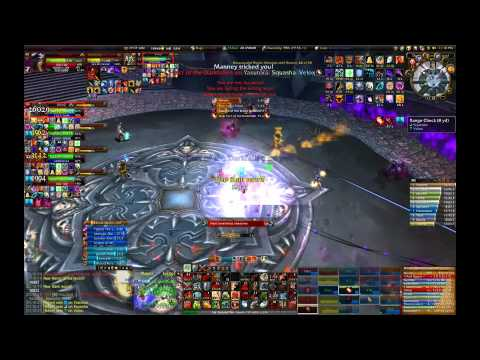 Warrior dps POV with Shadowmourne