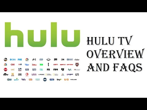 Hulu Live TV - Hulu Streaming TV Service Overview and FAQs - Review
