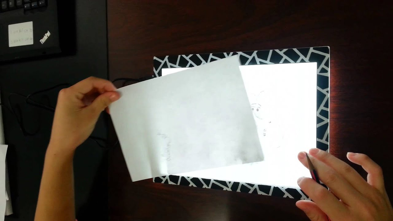 Unboxing Litup Tattoo Tracing Board Light pad Light box LPS5- Comparable with Huion L4S