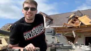 APC Home Destruction with Richard Ryan!
