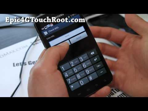 How to Get Faster 3G/4G on Epic 4G Touch Using MSL and Bypassing Sprint Proxy!