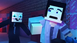 Minecraft Happy Death Day - KILLING IN THE SCHOOL! | Minecraft Scary Roleplay