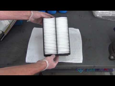 Air Filter Replacement Mazda 3 2003-2014