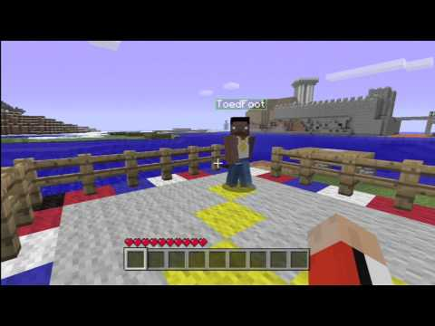 Minecraft - Boxing Matches